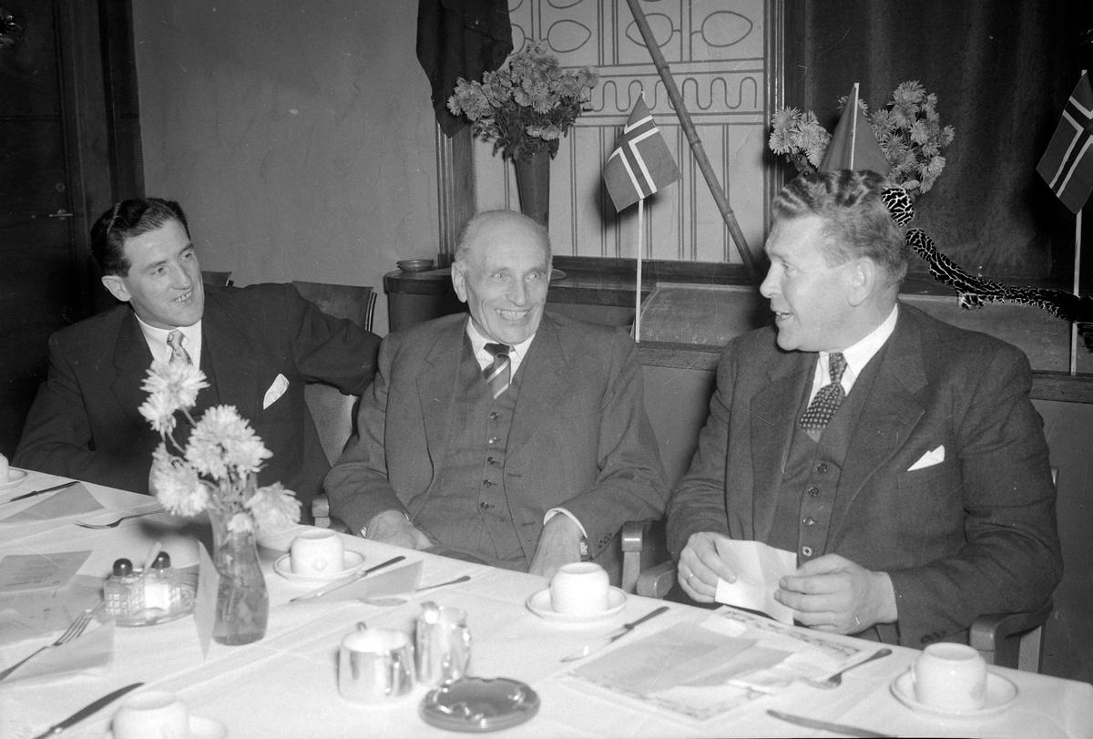 Arbeiderpartiet i Trondheim feirer 60 år