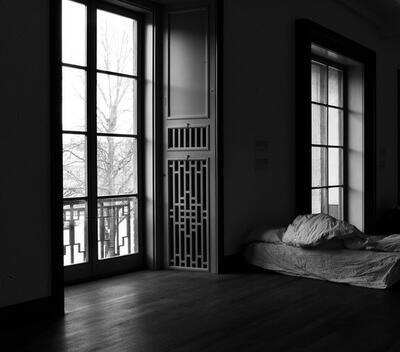 Overnatting.jpg. Foto/Photo