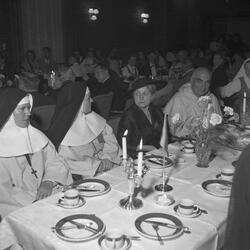 Kirkejubileet 1953. Fest for katolikker i Handelsstanden