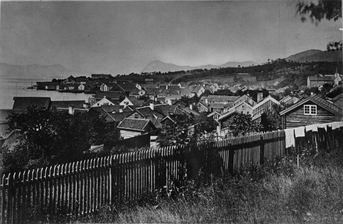 Molde, hus,