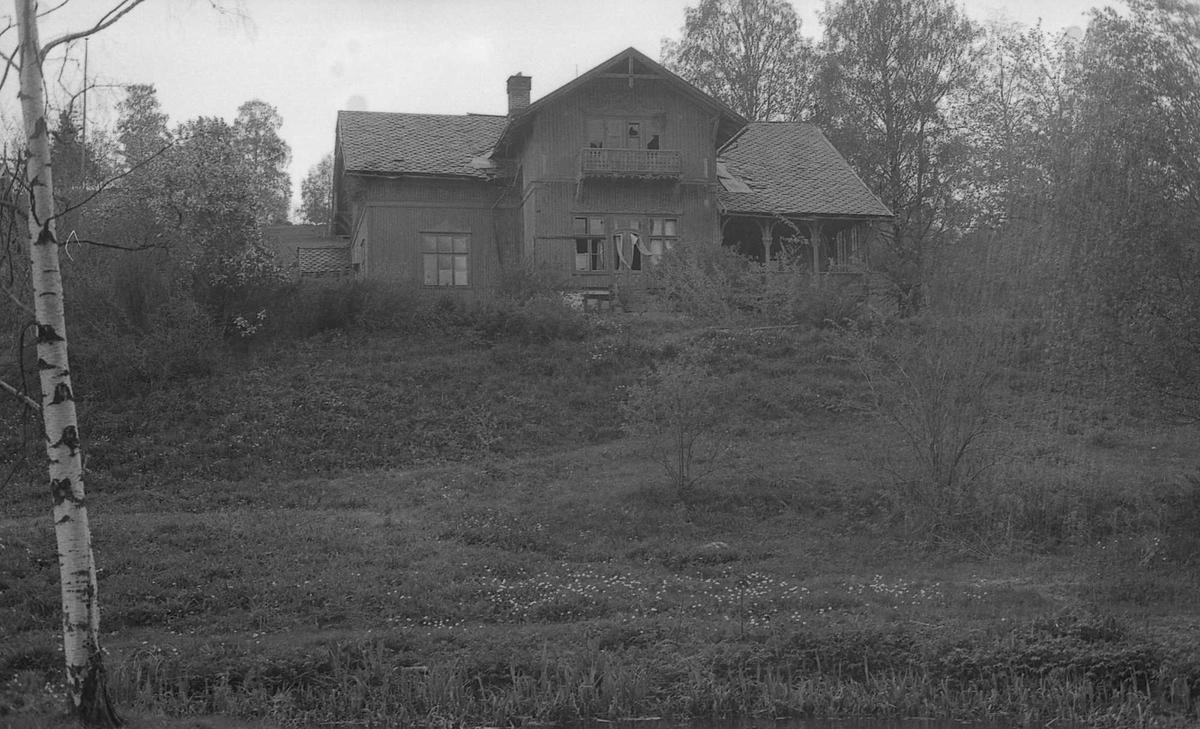 DOK:1971, Nedre Aulestad, vanndamm, Erlinghuset,