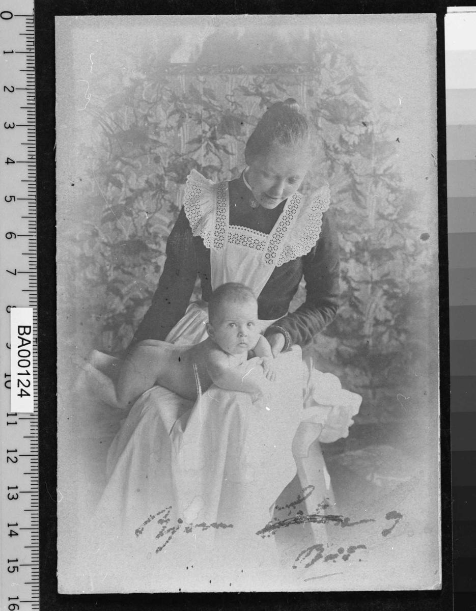 Bjørn Albert Bjørnstjerne Bjørnson, barnepike,