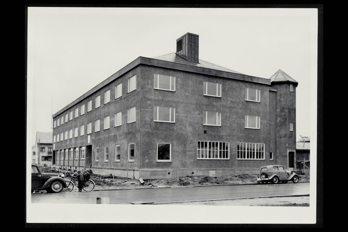 eksteriør, postkontor, 8000 Bodø, under oppføring
