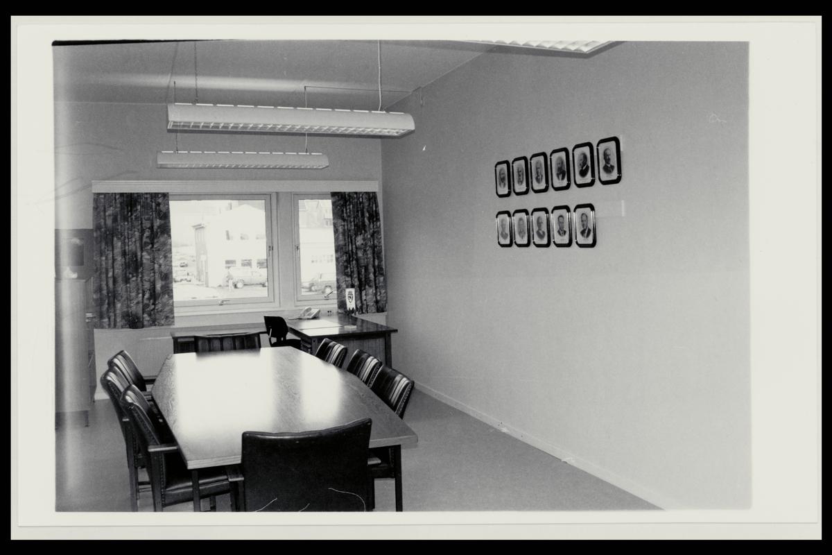 interiør, postkontor, 9800 Vadsø, møterom