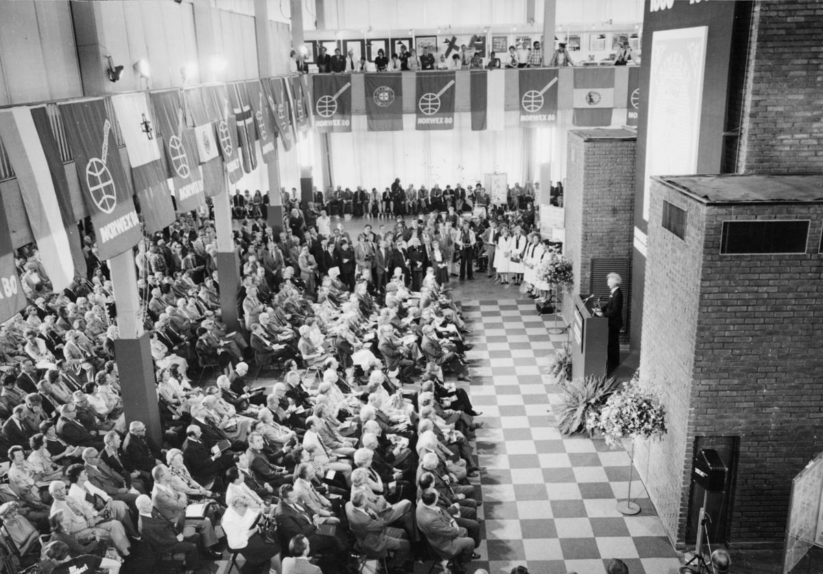 utstilling, Norwex 80, Sjølyst, foredragsholder, mennesker