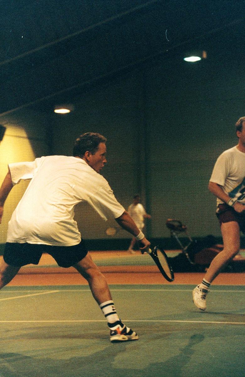 begrepet personale, postidrett, tennisturnering i Sverige, menn