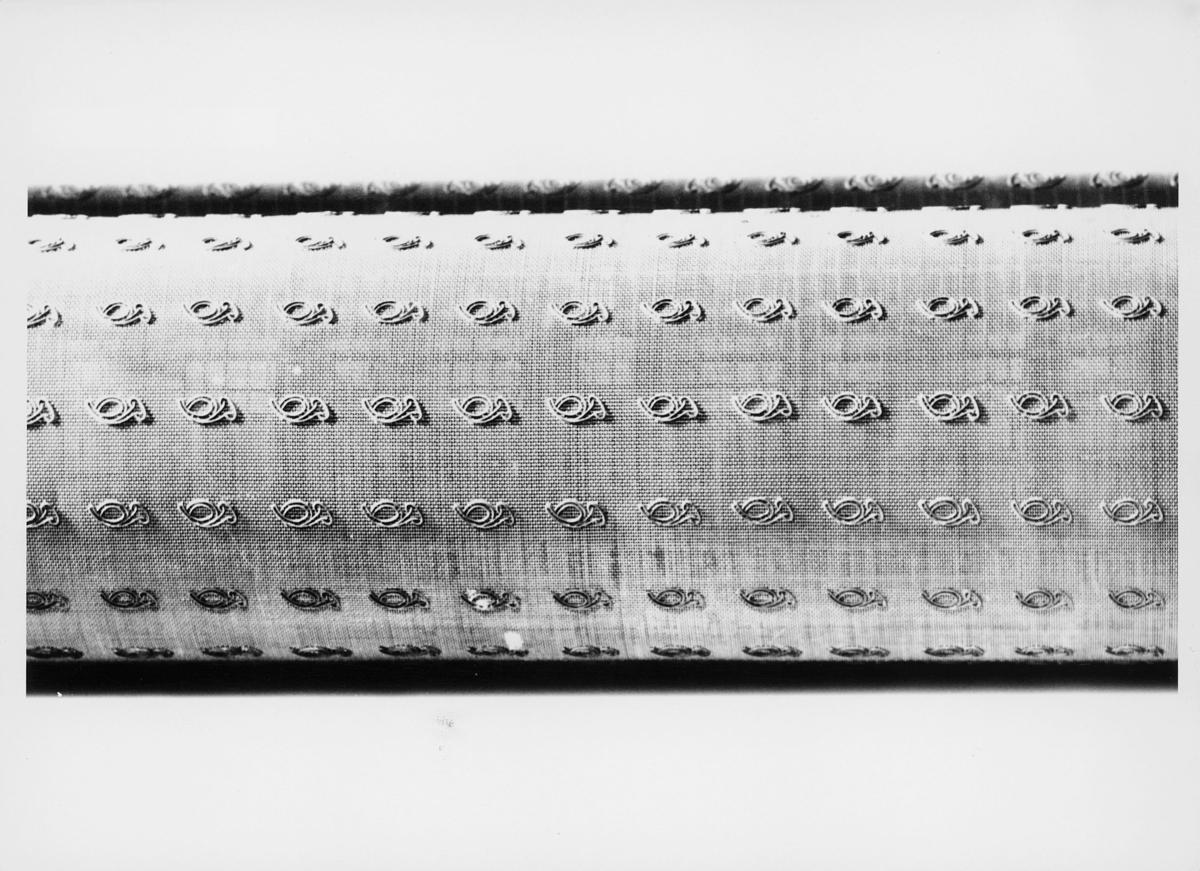 postmuseet, egotør, fremstilling av vannmerker