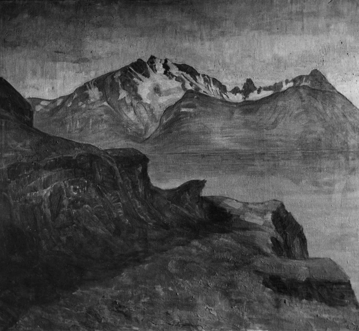 Maleri, landskap