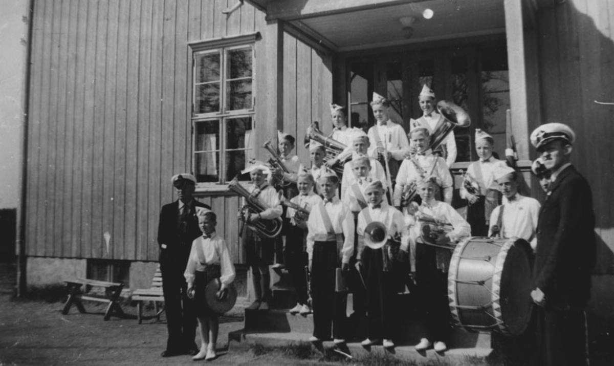 Bjerke guttemusikk-korps