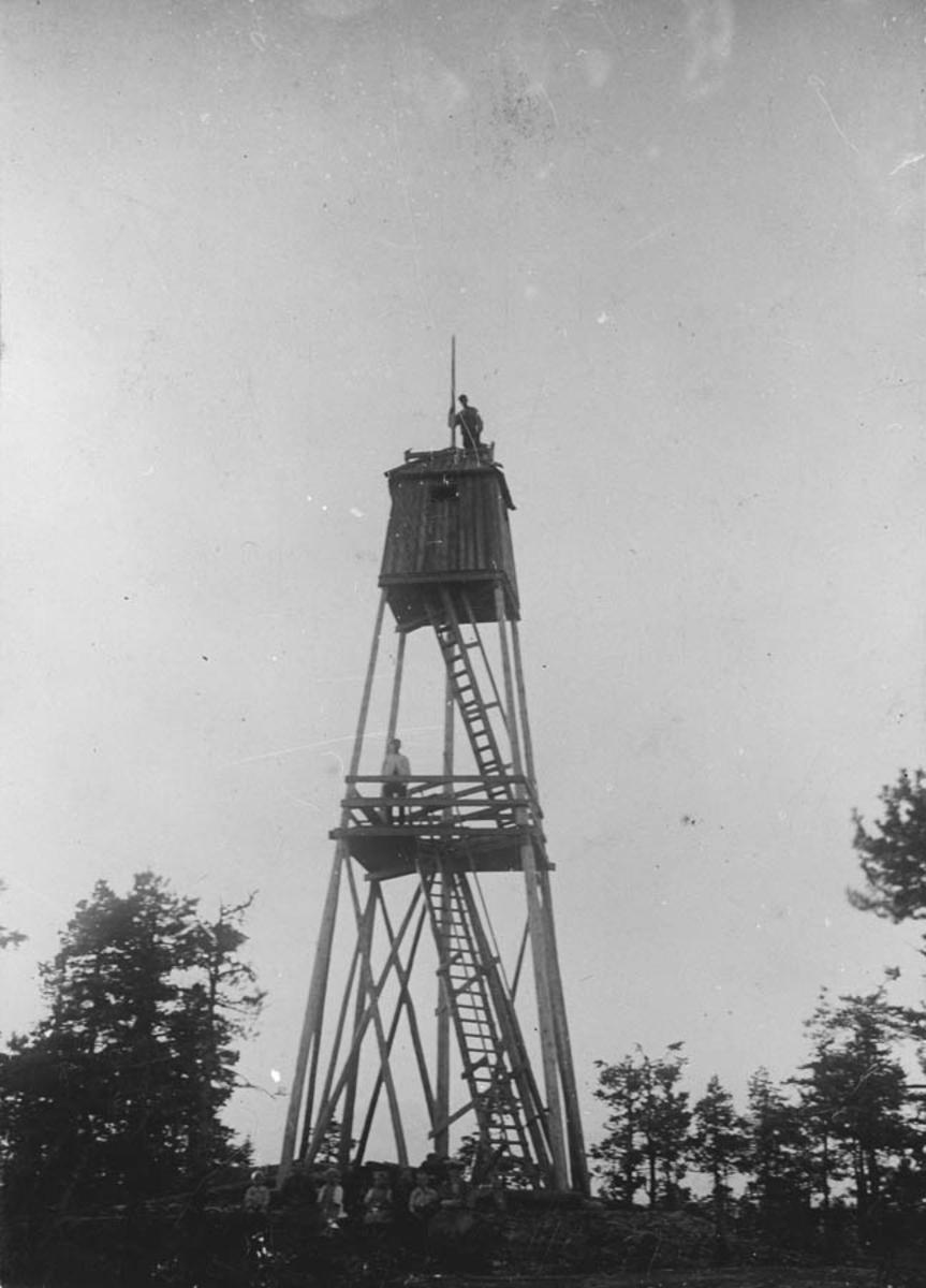 Branntårnet.