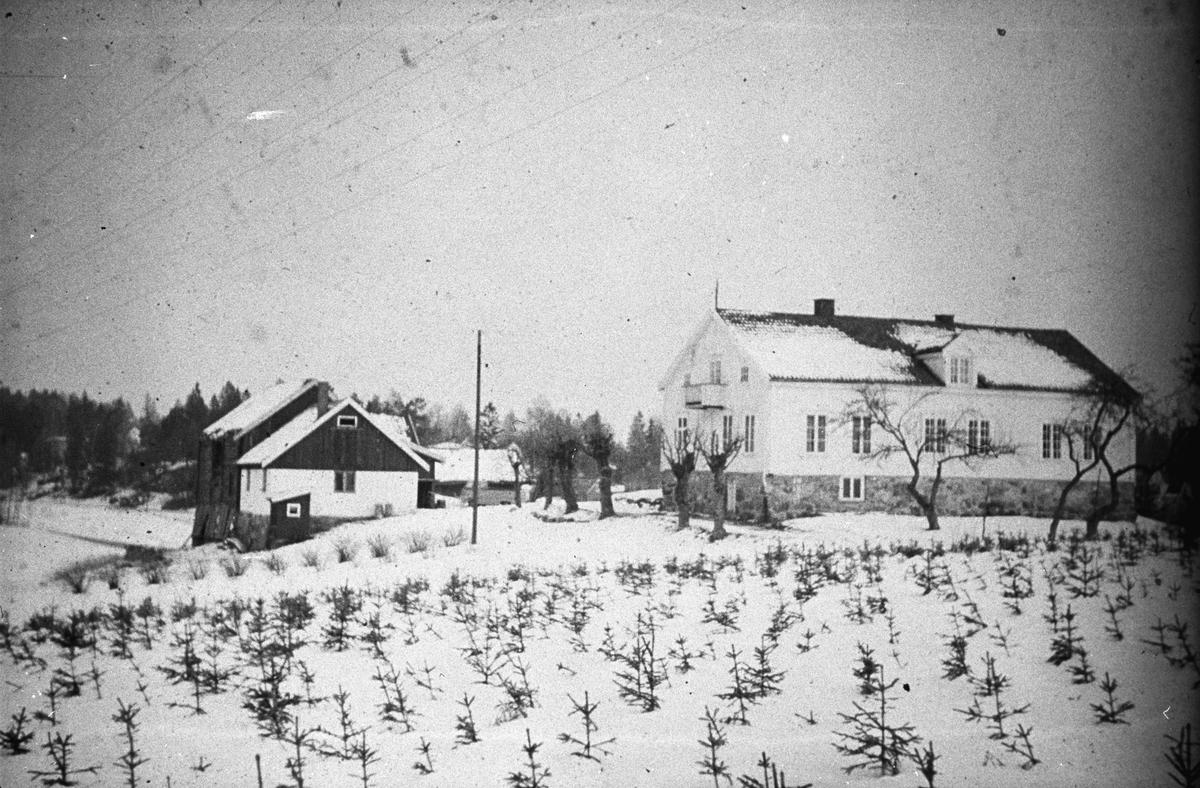 Vestre Greverud gård
