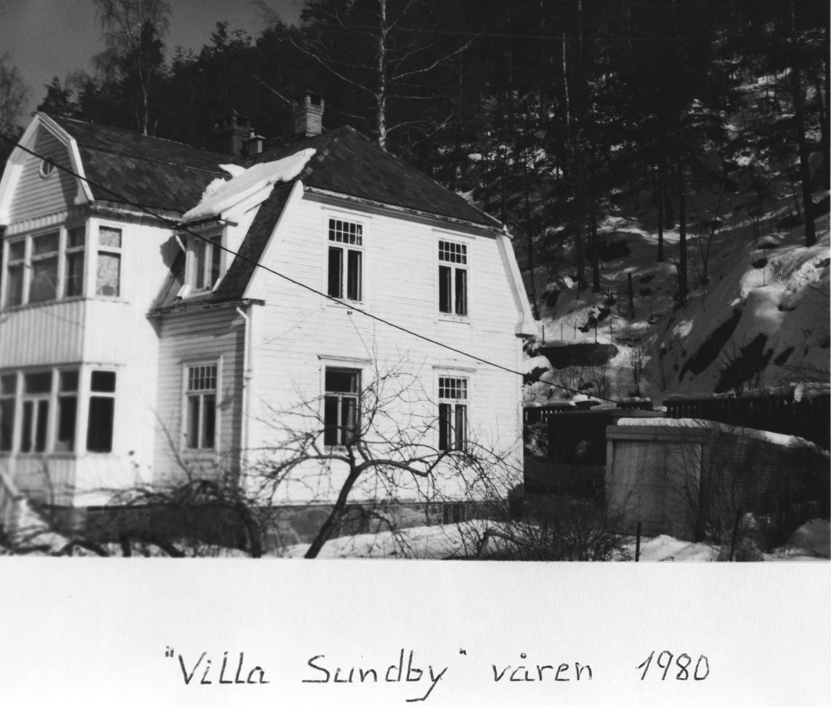 Villa Sundby på Kolbotn