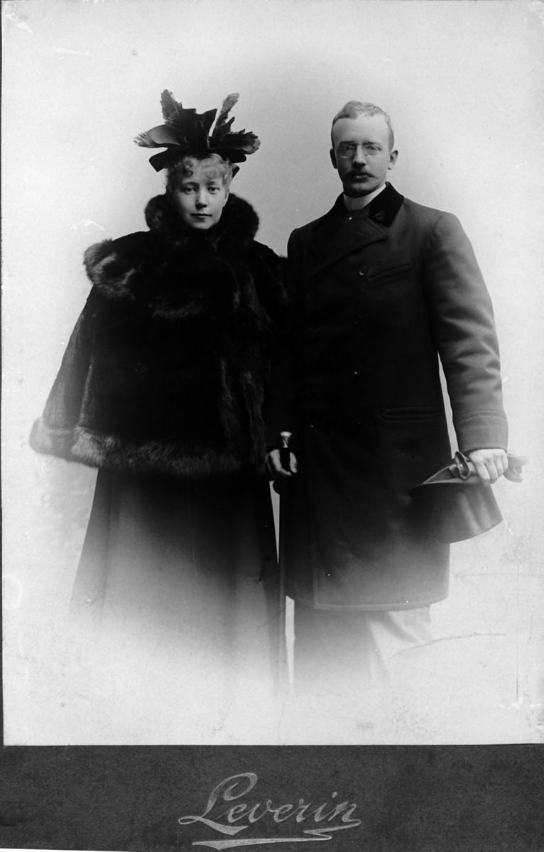 Godseier Boeck og frue.