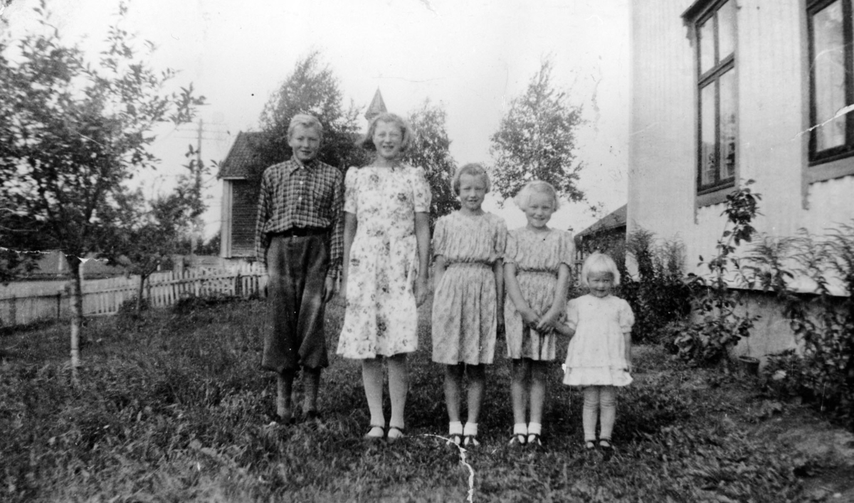 Barna til Ole Skolt og hustru.