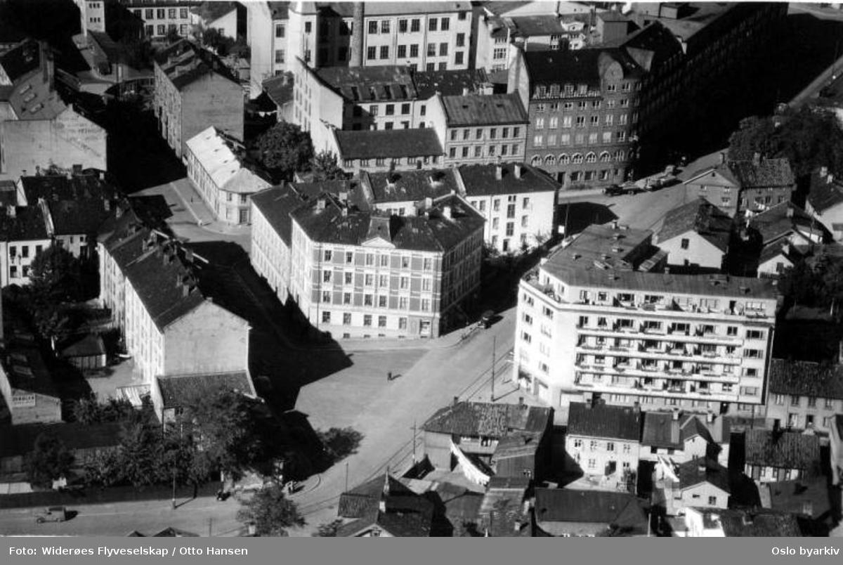 Freia, Rodeløkka (Flyfoto)