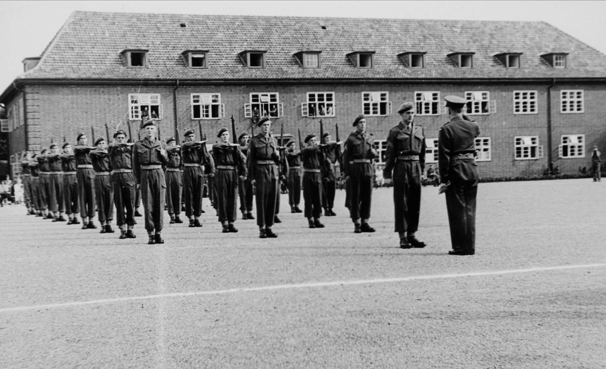 Brigademesterskap i sluttet orden. Brigade 511.