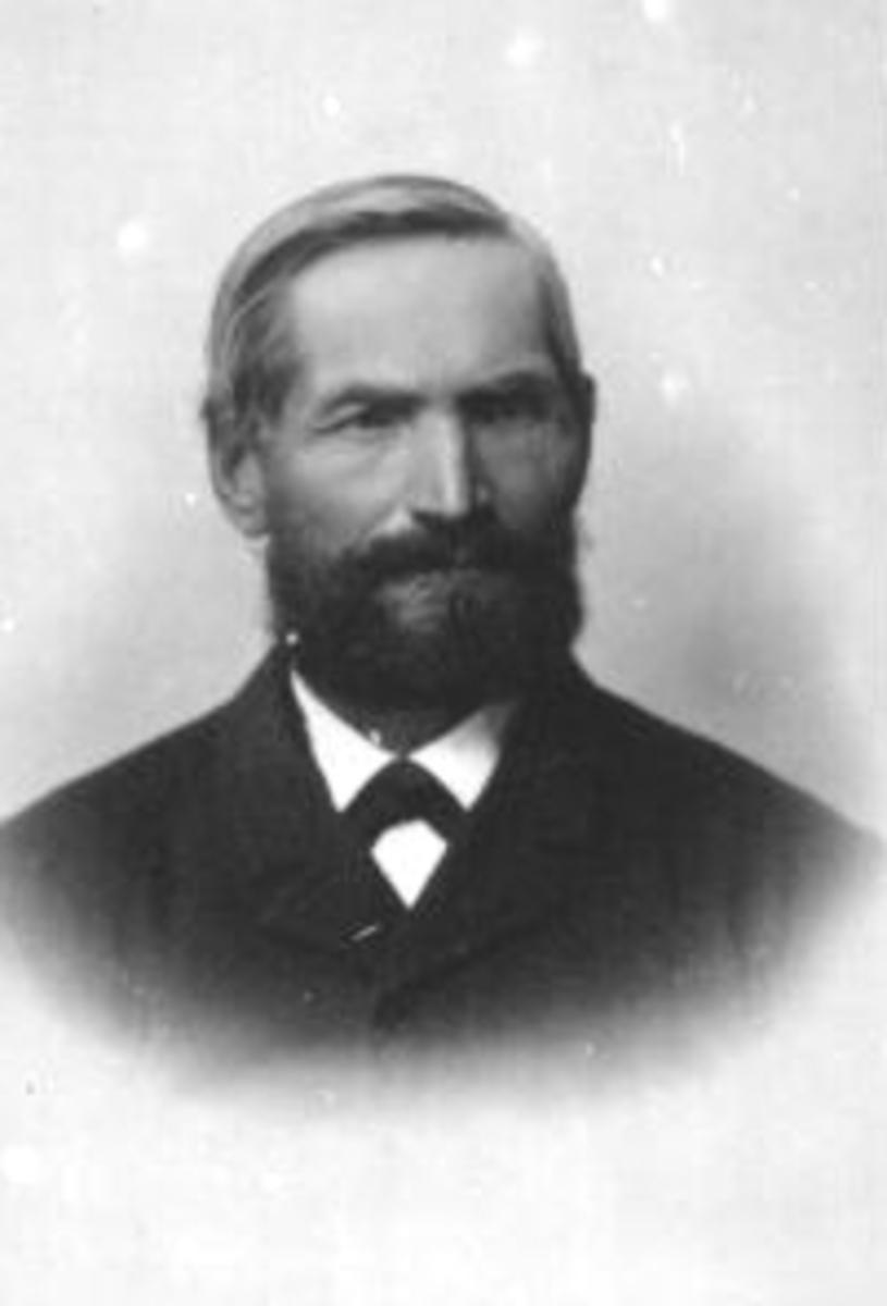 Paul Presterud, 1831-1915. Helgøya.