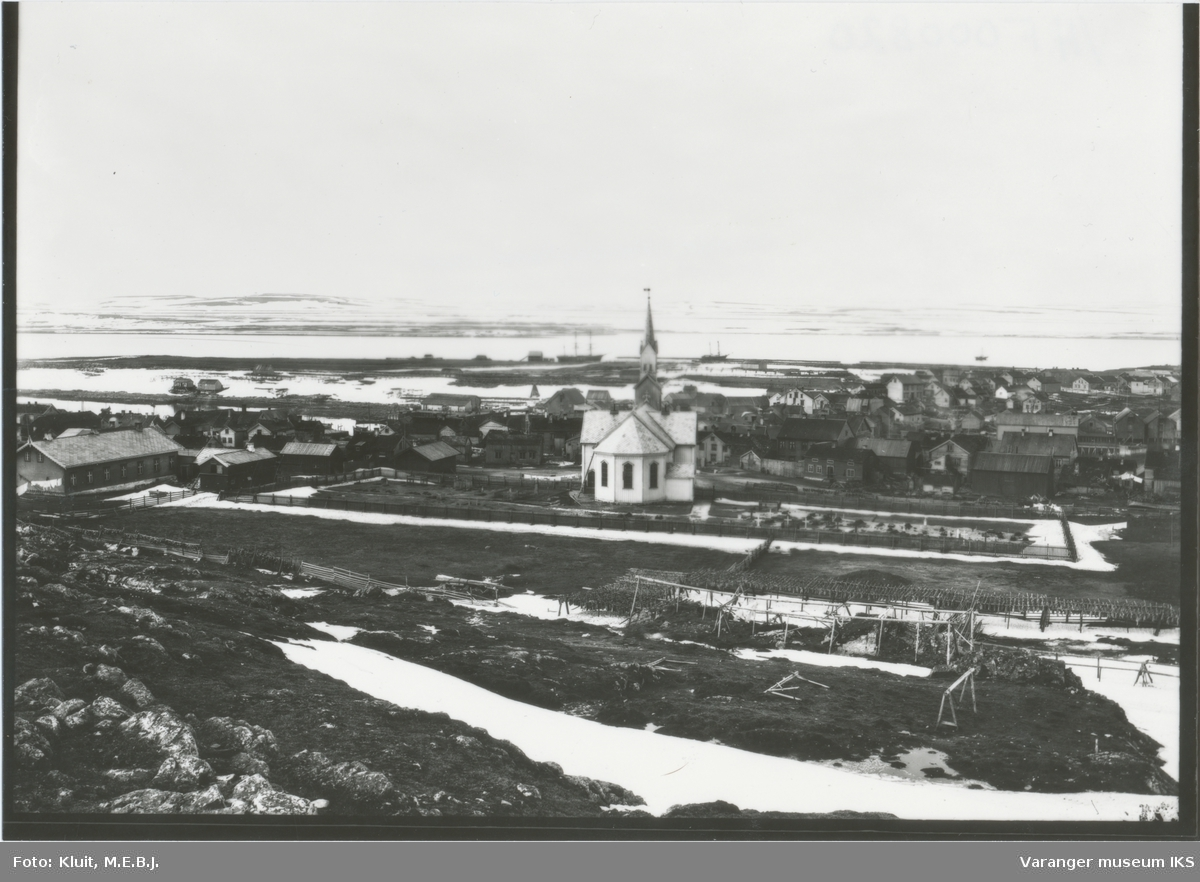 Byprospekt, Vardø
