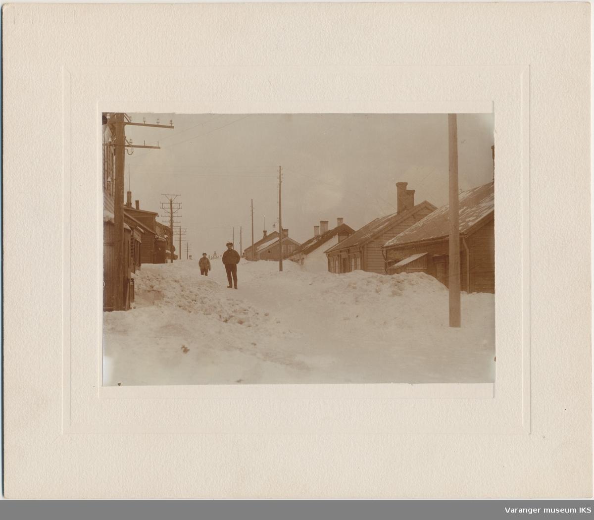 Festningsgata, ca. 1900