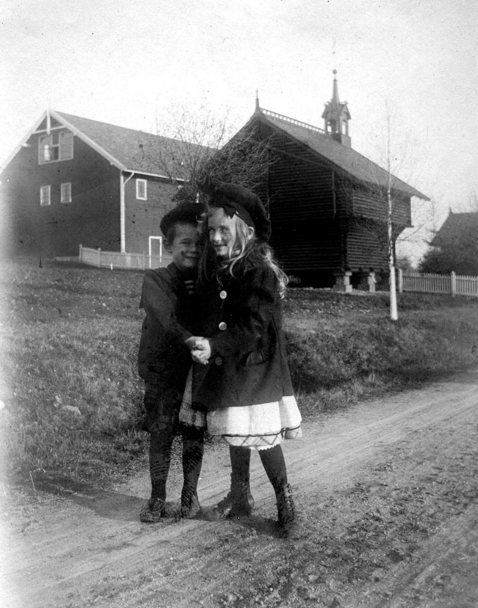 På Grønli, oktober 1901