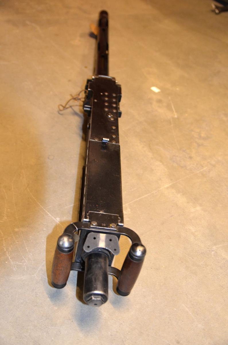 Automatkanon (Akan) m/39 12.7mm.