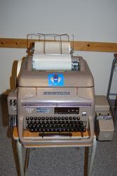 Fjärrskrivmaskin