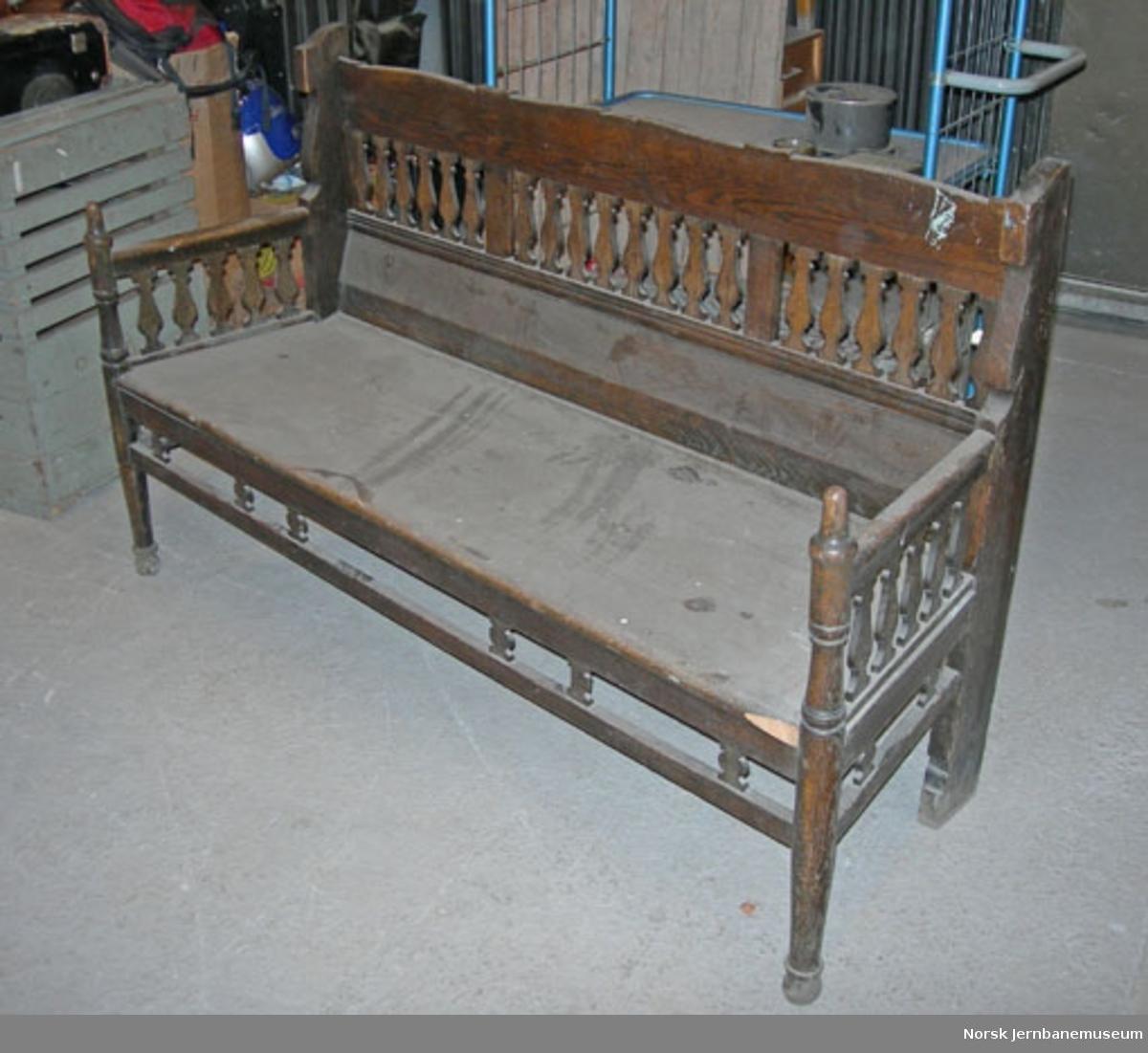 Sofabenk