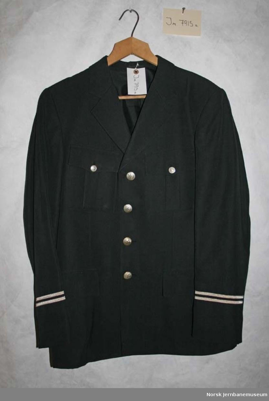 Uniform for lokfører