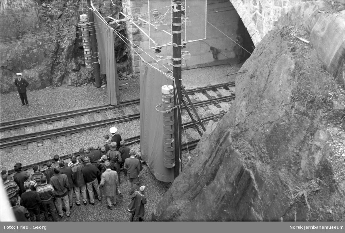 Åpning av Arna nye stasjon