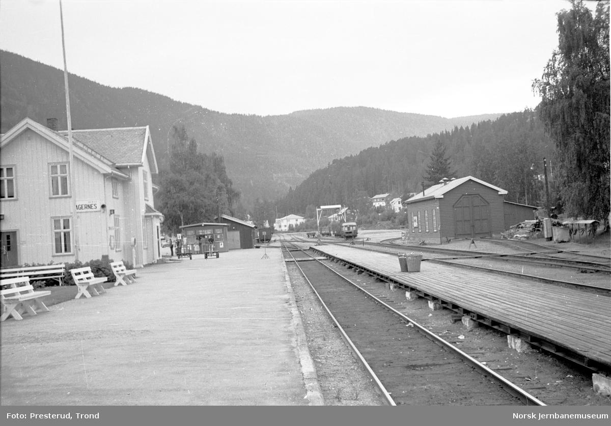 Fagernes stasjon