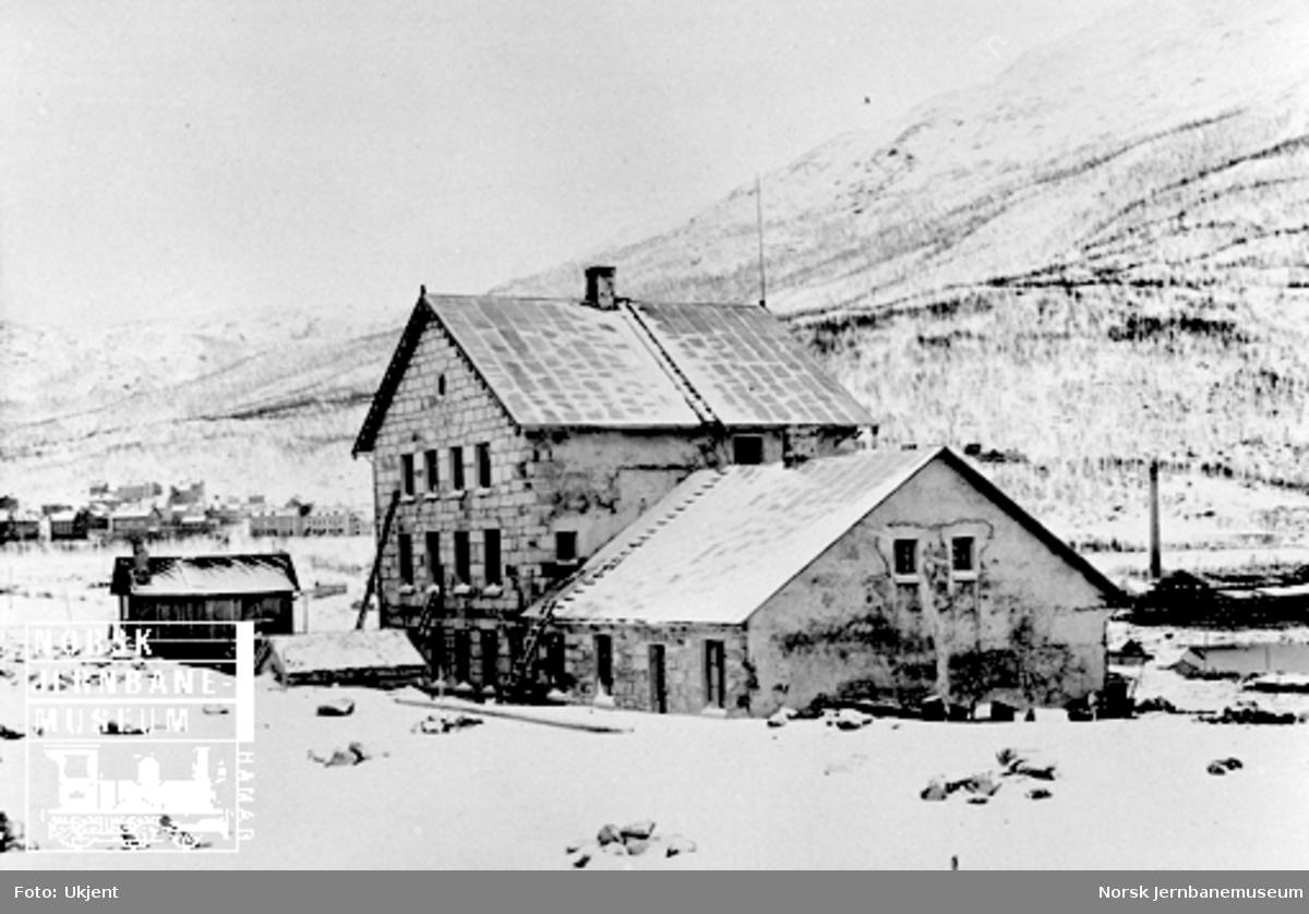 """Steinhuset"" i Narvik"
