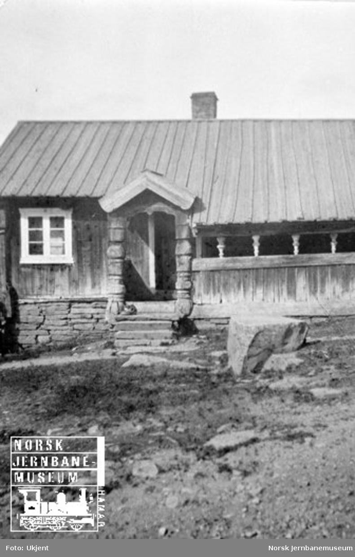 Gretestugu på Sundre i Hallingdal