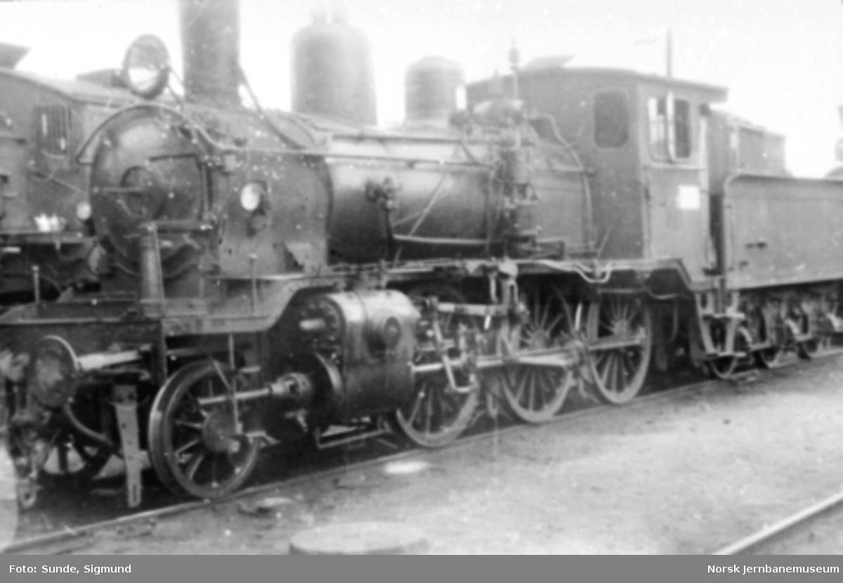 Damplokomotiv type 21b nr. 295