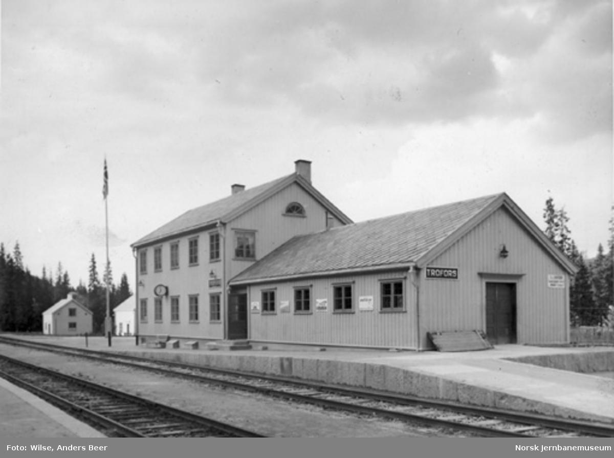 Trofors stasjon