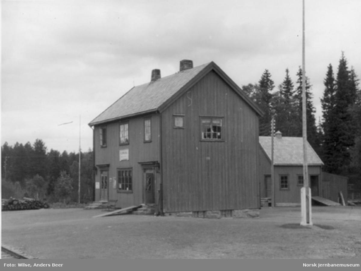 Lurudal stasjonsbygning