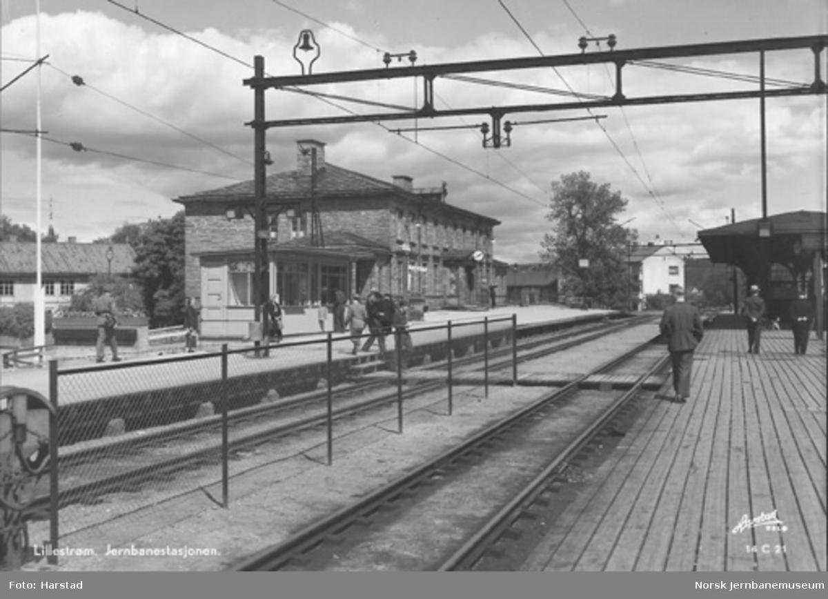 Lillestrøm stasjon