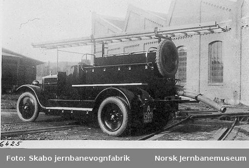 Brannbil til Akers Brandvæsen, Fiat 507F