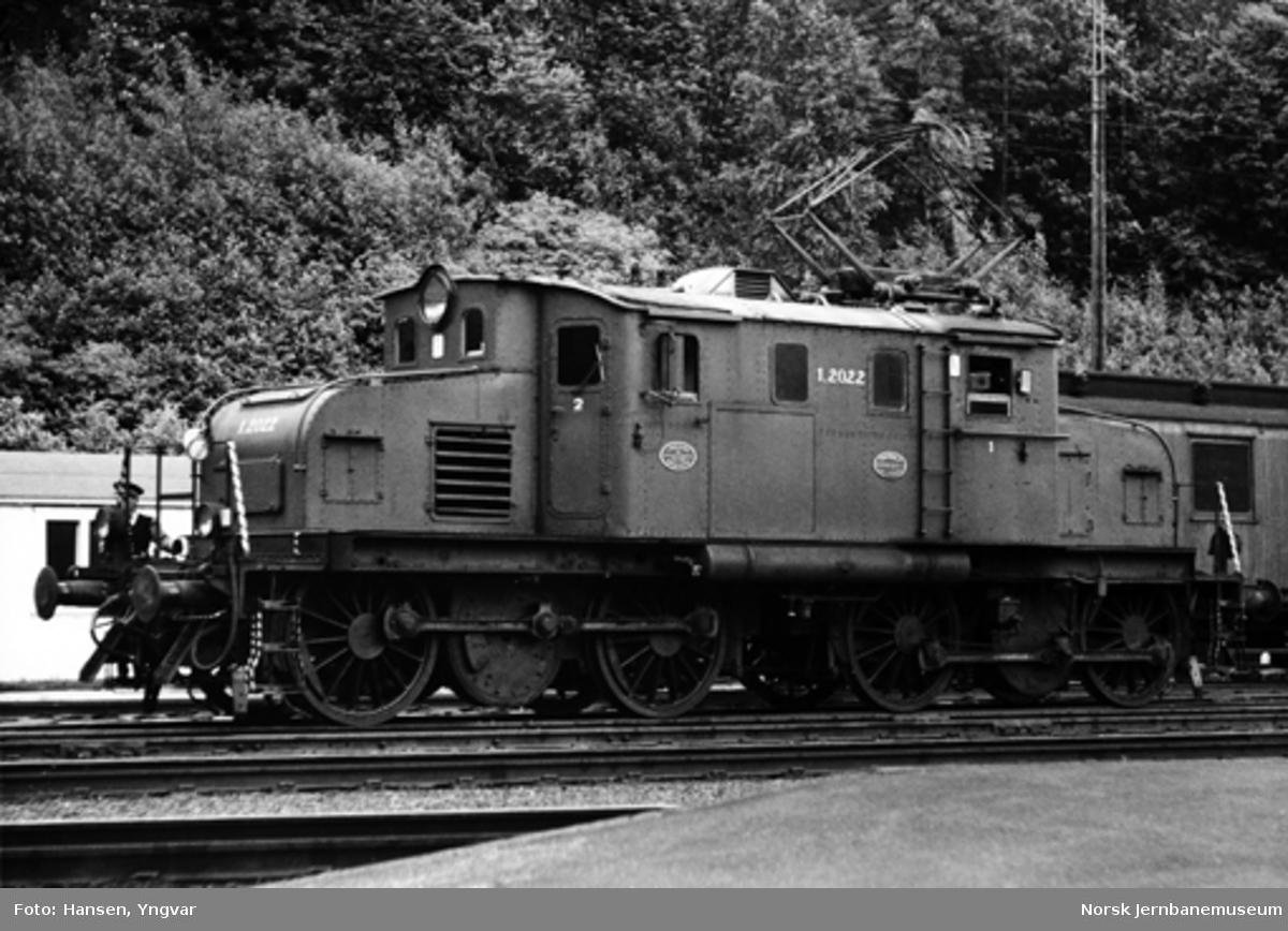 Elektrisk lokomotiv El 1 nr. 2022