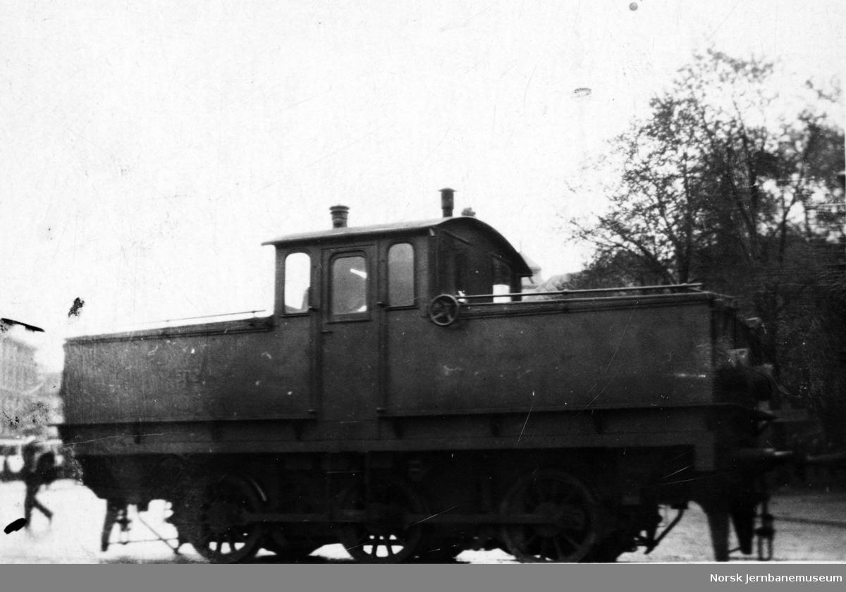 NSB akkumulatorlokomotiv type Ea2 nr. 502