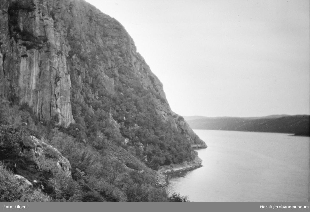 Parti fra Langfjorden
