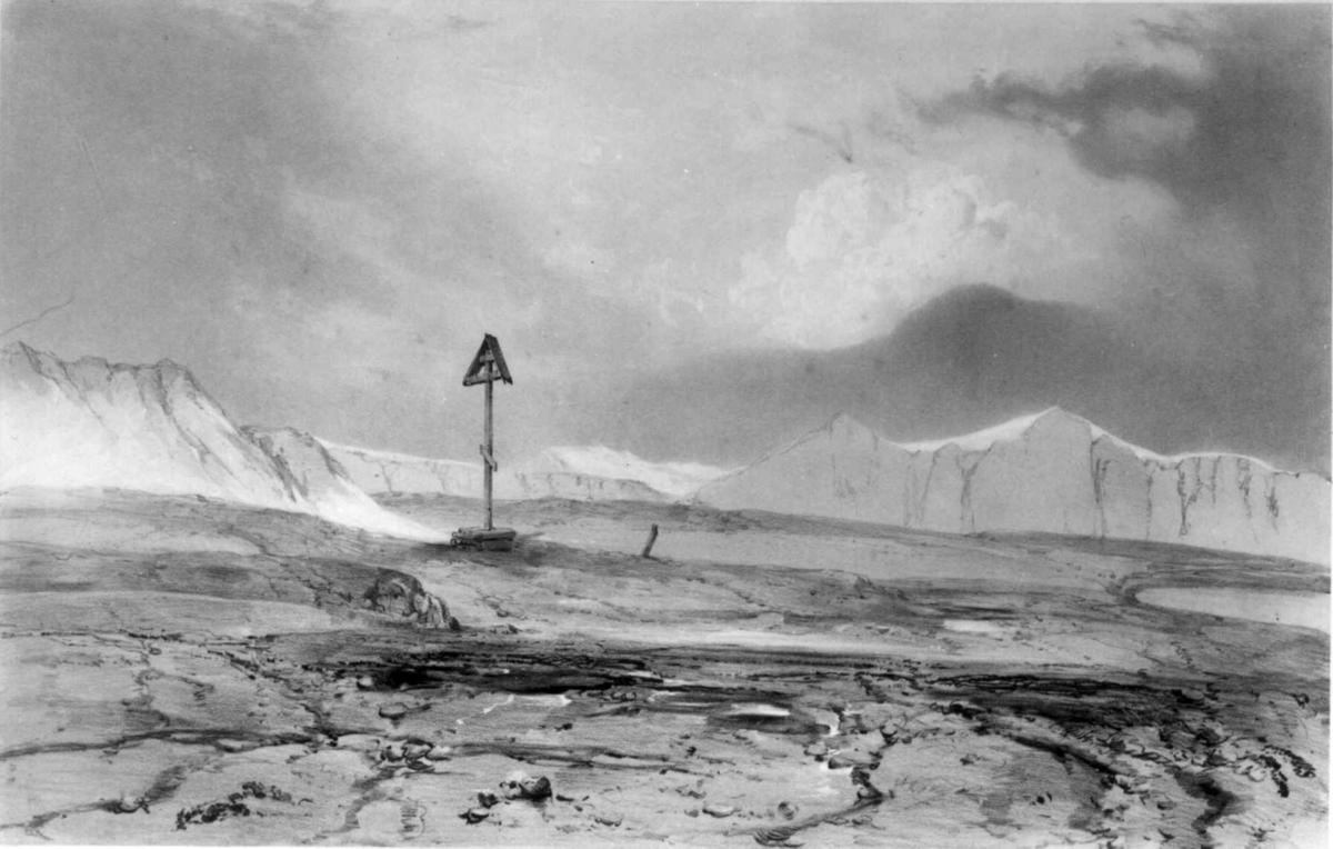 Atlas pittoresque    1838    Spitsbergen