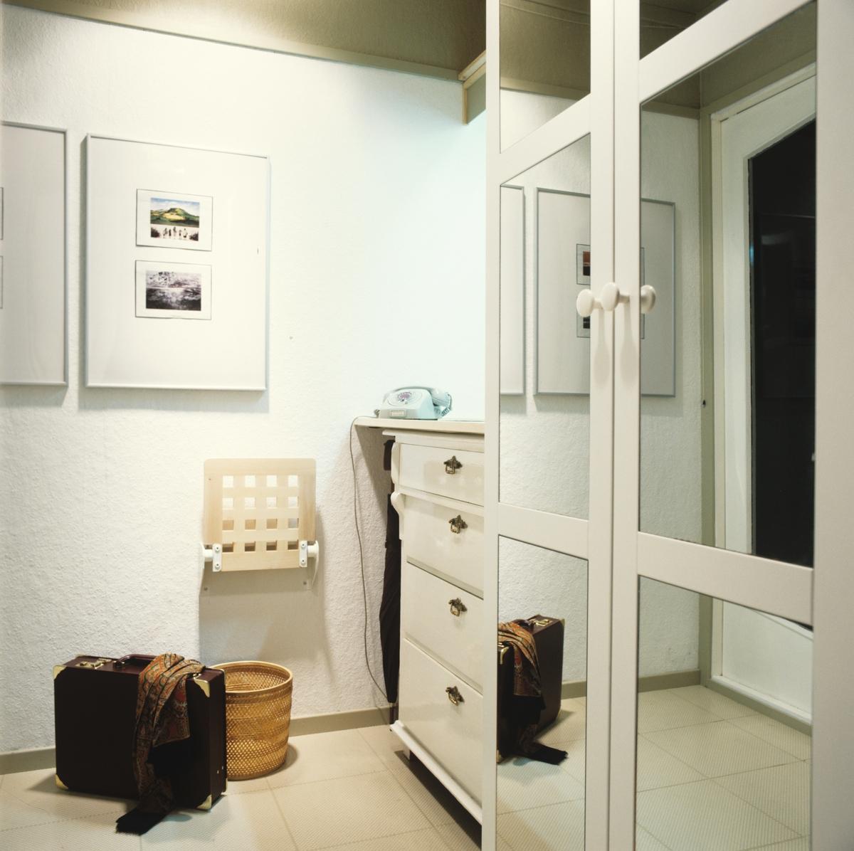 Smarte ressurser Forslag til innredning av liten entré i boligblokk KR-78