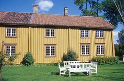 Hovedbygning fra Stiklestad Vestre, Vedal
