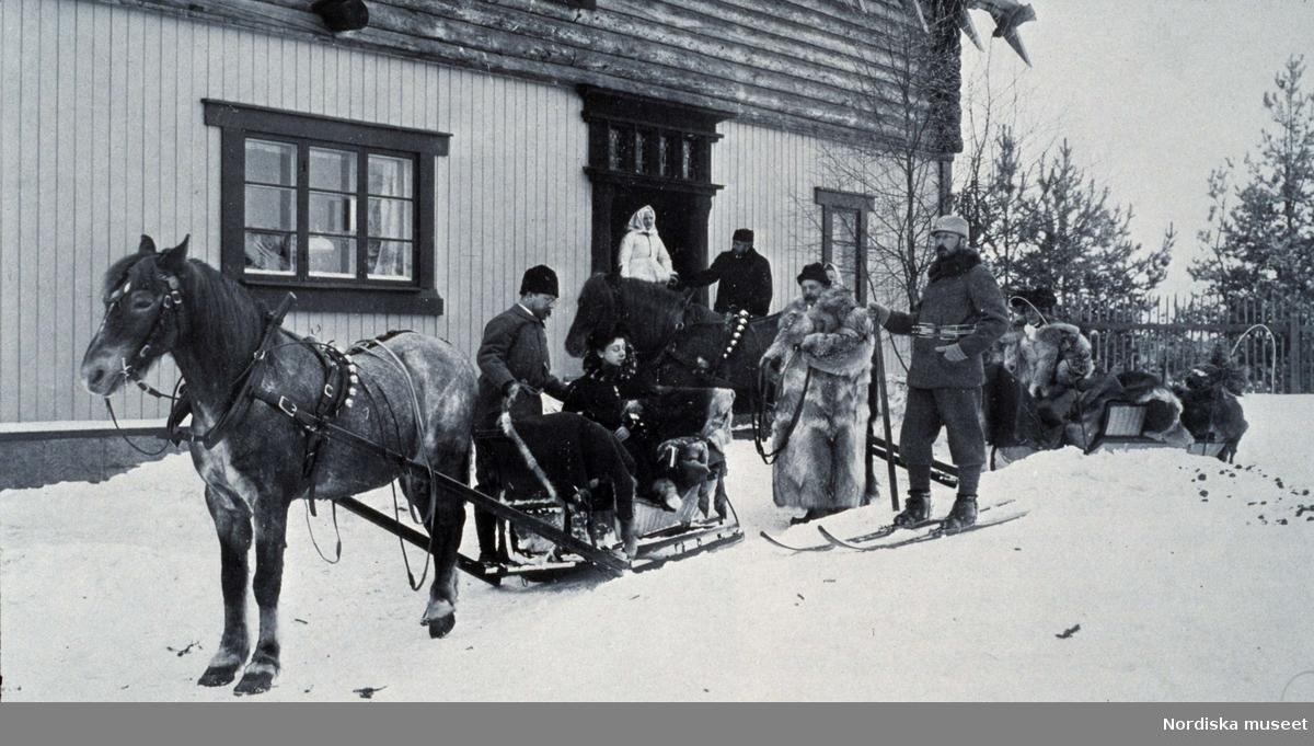 Zorn, Anders (1860 - 1920)