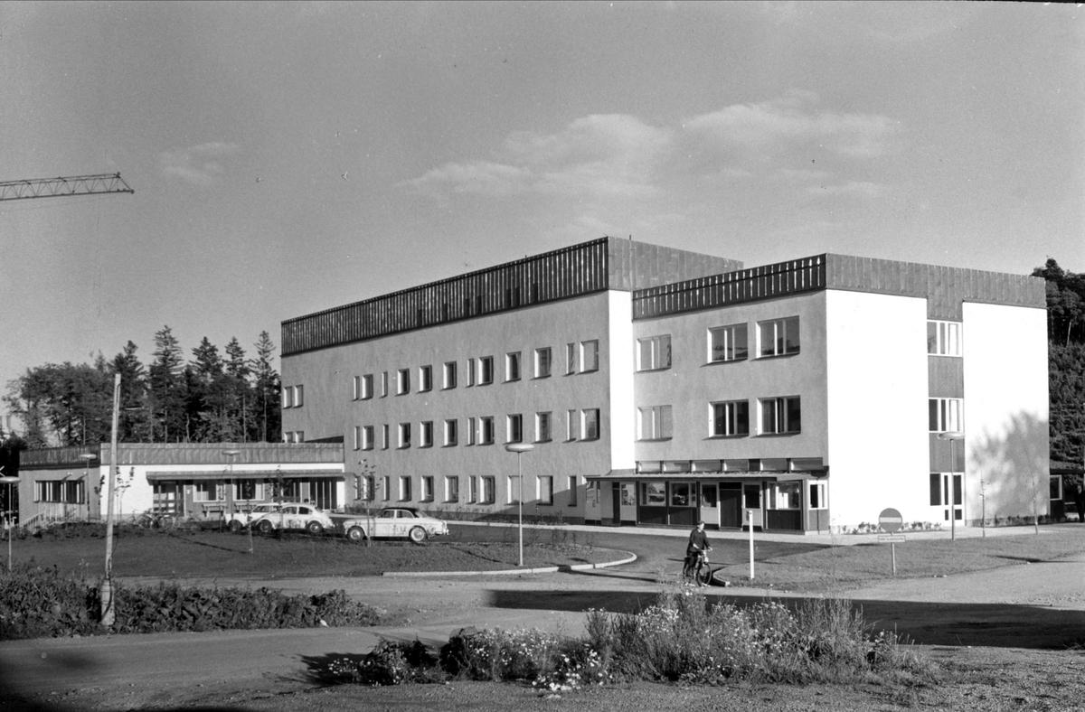 Infektionskliniken vid Akademiska sjukhuset, Uppsala 1965