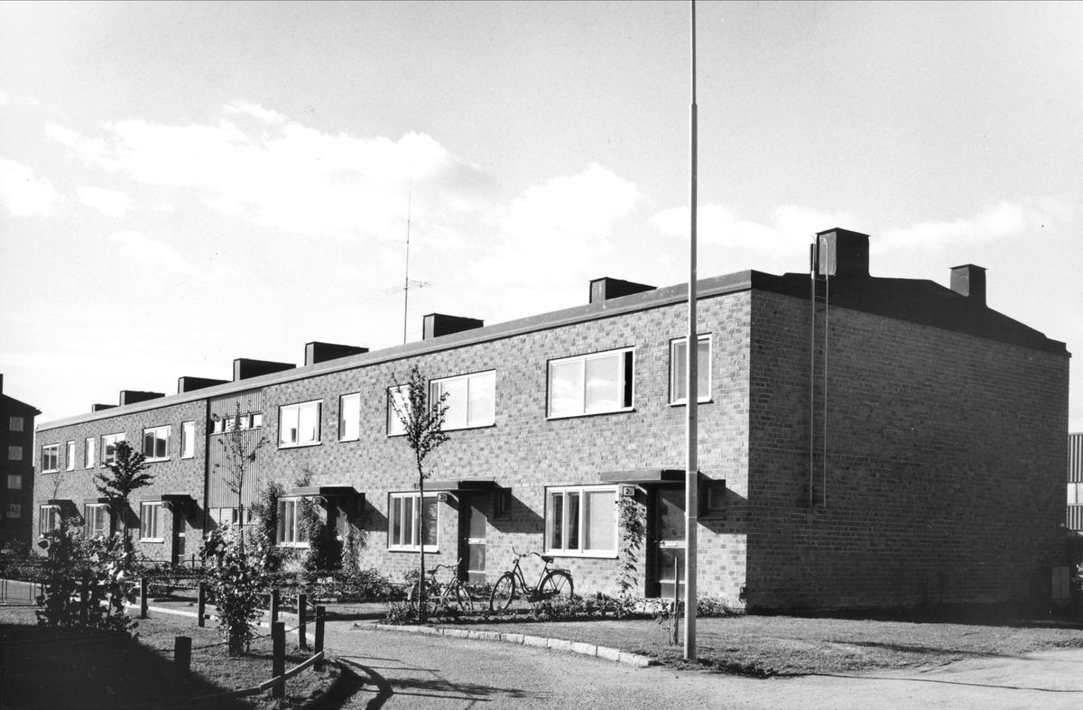 Flerbostadshus i kvarteret Kvarnögat, stadsdelen Kvarngärdet, Uppsala