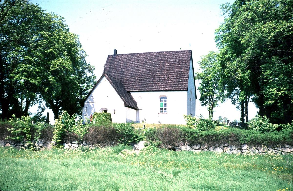 Malsta kyrka, Malsta socken, Uppland 1979