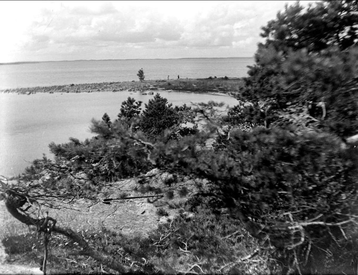 Sandhamn, Stockholms skärgård 1927