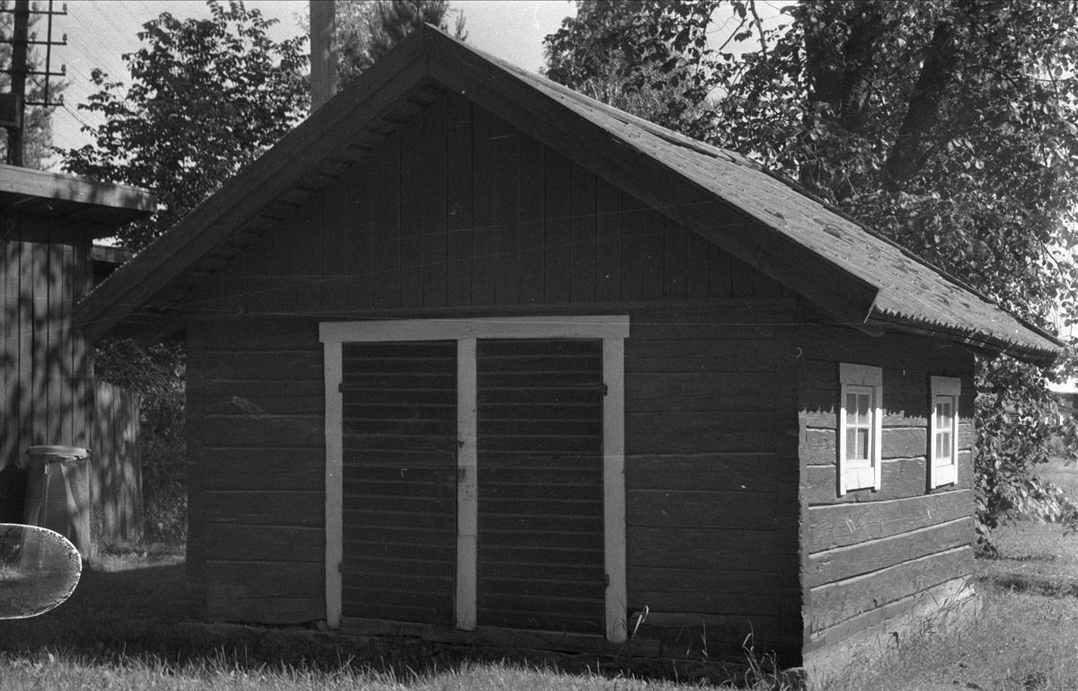 Småfähus, Sågstugan, Sandbro, Björklinge socken, Uppland 1976