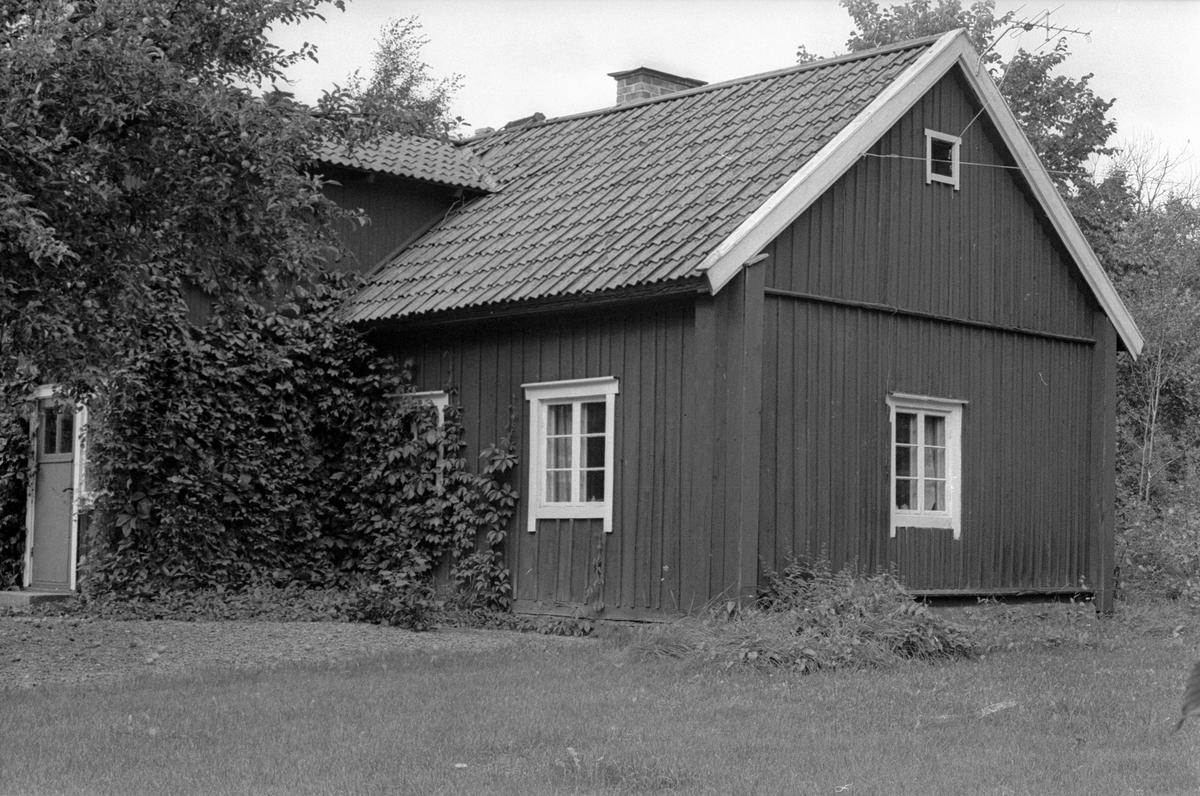 Parstuga, Norrgården, Lena-Brunna 4:1, Brunna, Lena socken, Uppland 1978